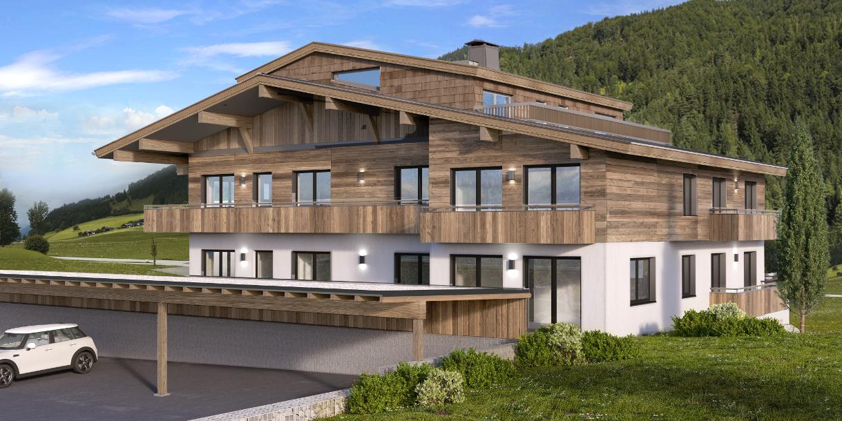 Neubauprojekt in 6344 Walchsee